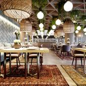 Восточный ресторан в г.Астана