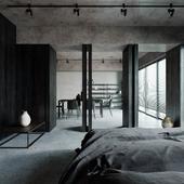 Black interior (сделано по референсу)