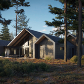 Frey residence
