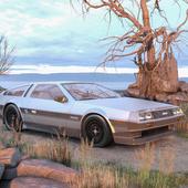 Классика поп культуры DeLorean DMC-12