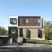 Townhouse in Melbourne