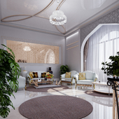 Islamic Living room