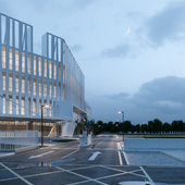 Traditional Industries Innovation Center MOEA (сделано по референсу)