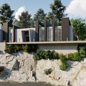 Гостевой дом у реки