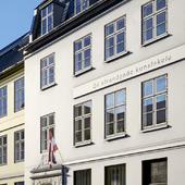 24 strandgade. Danmark. Kunstskole i København