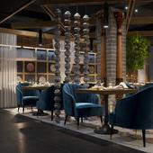 "Lounge bar & Banquet Hall ""SANORA"""
