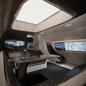 Mercedes Benz Private Jet