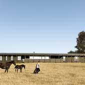 Сельский дом в Австралии (Рендер по фото).