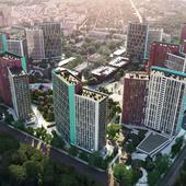 "Residential complex ""Dibrova Park"""
