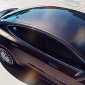 Tesla S with TNA Rims