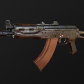 AKS-74U Game Model