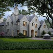 Жилой дом в Хьюстоне