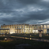 River Heights Pavilion (по референсу)
