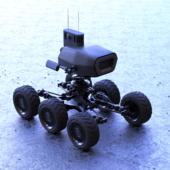 Концепт робота беспилотника
