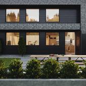 Residential House in Revelstoke, Canada