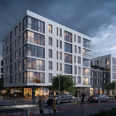 Residential complex   Architectural Competition