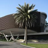 TARONGA ZOO CENTENARY THEATRE (сделано по референсу)