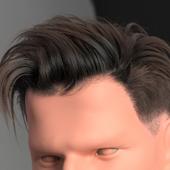 Grooming/Lookdev for Jordan (25 jul 2020) - Xgen/Arnold 6 GPU/Maya