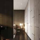 CGI-Design: Apartment in Kyiv