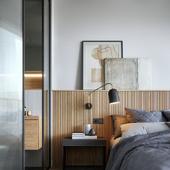 Modern apartment (part 01)