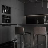 Taryan Towers Apartment Kitchen Zone