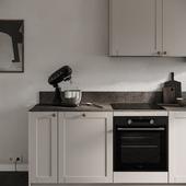 ALPA kitchen by LITHIUM 2020/21