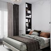Спальня 14,5m