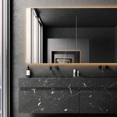 Modern Bathroom  by Region Studio