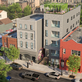 A project to renovate two buildings at Chicago.