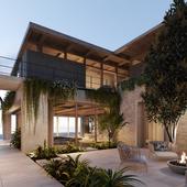 Costa Palmas House
