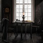 Осень стучится в окно