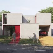 Guara House (сделано по референсу)