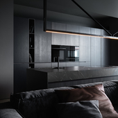 Monochrome Apartments in Moldova