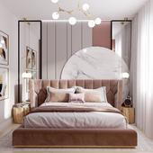 Спальная комната хозяев