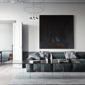 CGI CONCEPT | Classic Apartament
