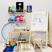 Ikea Детский декор
