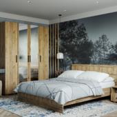 Спальня минимализм
