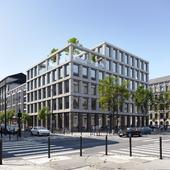 Офисное здание в Париже