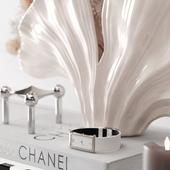 Nude & Grey Decorative set