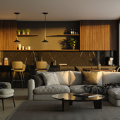 Визуализация частной квартиры