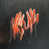 Hands in the light