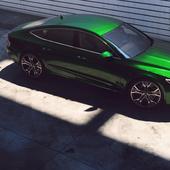 AUDI A7 SPORTBACK | FULL CGI