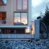 Residential building on Hainer Weg