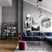 Furniture Design(сделано по референсу)