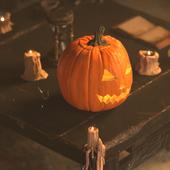 Halloween CGI Pumpkin Contest