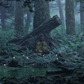 CGI Buddha 3D