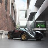 Alfa Romeo 33 Black beauty