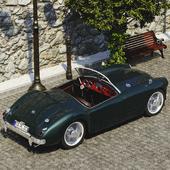 MG MGA Roadster 1955