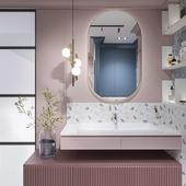 Ванная комната девушки / Girl's bathroom