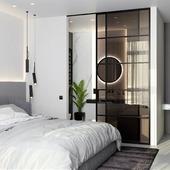 Bedroom, minimalism